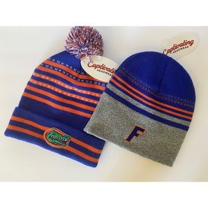 Bundle Florida Gators Winter Stocking Hat